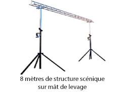 8-mètre-structure