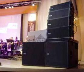Enceinte Line Array
