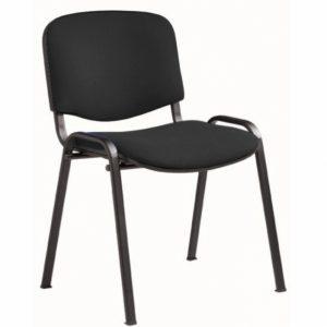 chaise-de-reunion-assise-tissu